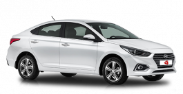 Hyundai Solaris 2019 - изображение №1